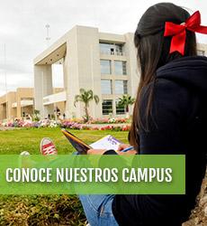 Conoce nuestros campus