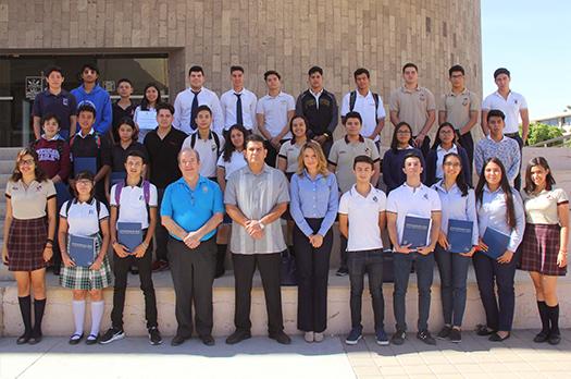 f4ae4b132c Con el fin de fomentar en los estudiantes de las Preparatorias Incorporadas  al Instituto Tecnológico de Sonora (ITSON)