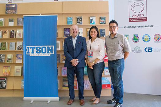 9ed1f5c154d9a El Instituto Tecnológico de Sonora participó en la Feria del Libro de la  Universidad Autónoma de Sinaloa (FeliUAS) 2018