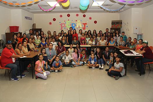 fda680aad4 Para apoyar a niñas y niños de quinto y sexto grado de primaria con el fin  de desarrollar el potencial individual y social
